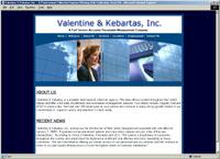 Valentine U0026 Kebartas Home Page